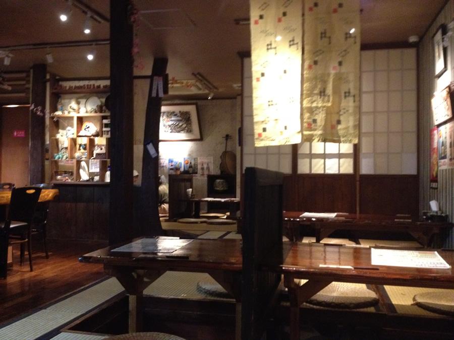 沖縄の美味しい家庭料理を食べるなら『琉球市場やちむん本店』