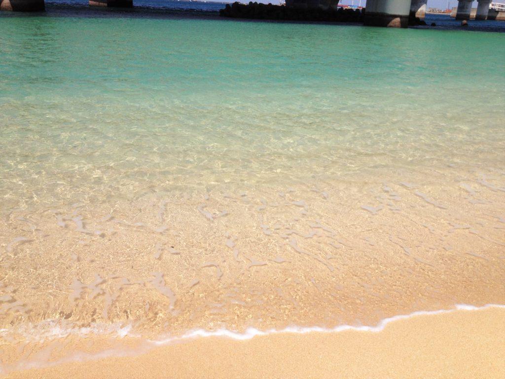 【沖縄のビーチ】那覇にある唯一のビーチ『波の上ビーチ』