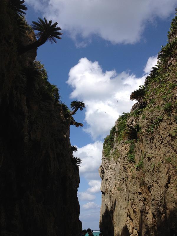 沖縄のパワースポット備瀬のワルミの行き方