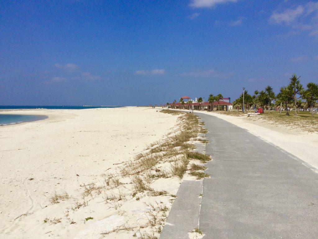 【沖縄南部のビーチ】豊崎 美らSUNビーチは那覇空港から一番近いビーチです!